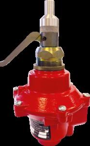 Клапан предохранительный сбросной РЕД-25С(В)