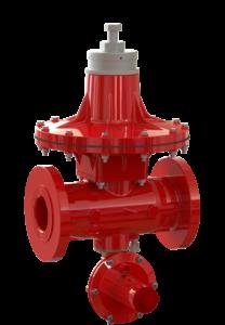 Регулятор давления газа РЕД-5-50