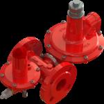 Регулятор давления газа РЕД-3