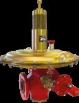 Регулятор давления газа РЕД-6